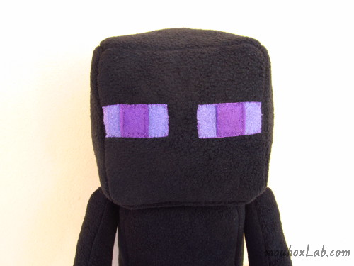 Enderman's head - mouhoxLab 6