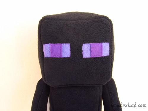 Enderman's head - mouhoxLab 6
